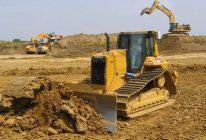 Выбор бульдозера для земляных работ