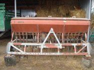 Самодельная зерновая сеялка для минитрактора
