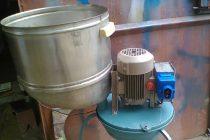 Как сделать самодельную зернодробилку