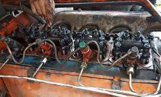 Порядок регулировки клапанов трактора Т 40