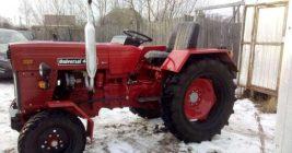 Трактор Универсал 445 технические характеристики