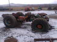 Самодельный трактор Бизон Фермер