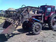 Самодельный КУН на трактор Т 40