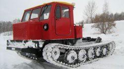 Трактор ТТ 4 технические характеристики