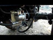Как переделать рулевое управление на Т 40