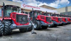 Трактора Кировского тракторного завода