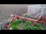 Окучник для картофеля на трактор МТЗ