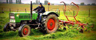 Какой трактор выбрать? На что обращать внимание при покупке подержанного трактора?