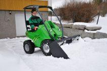 Какая спецтехника для уборки снега